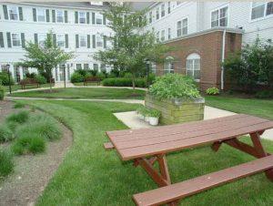 Charter Senior Living of Edgewood Gallery Community Grounds